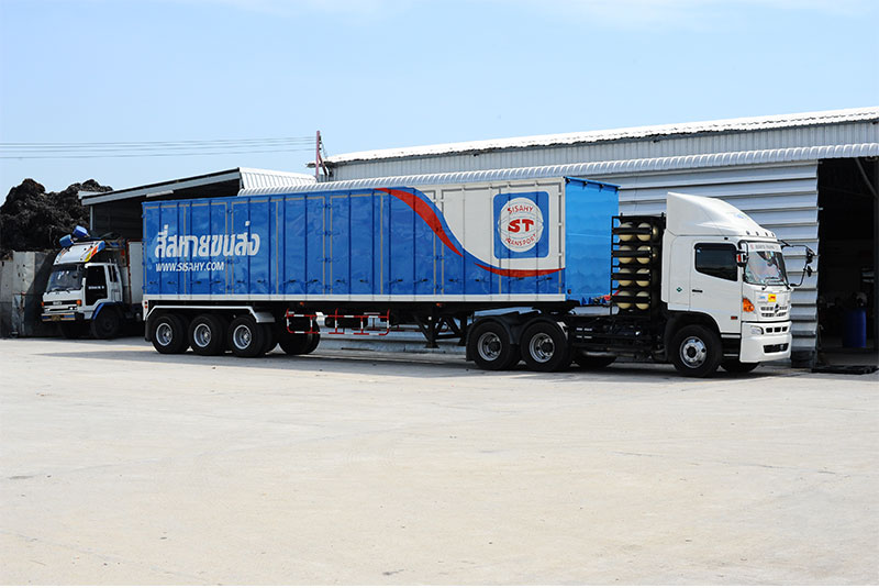 Sisahy Transport